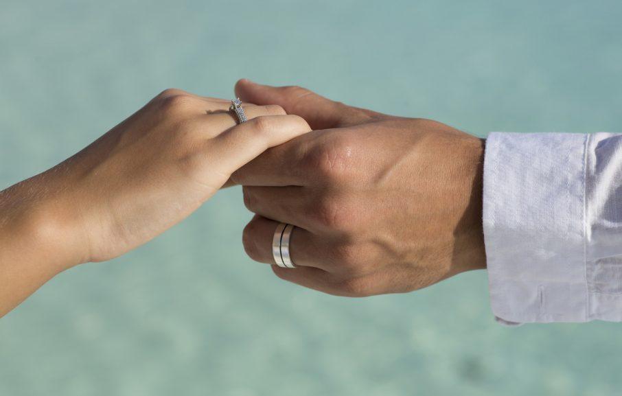 Mariage, Kurumba, Maldives