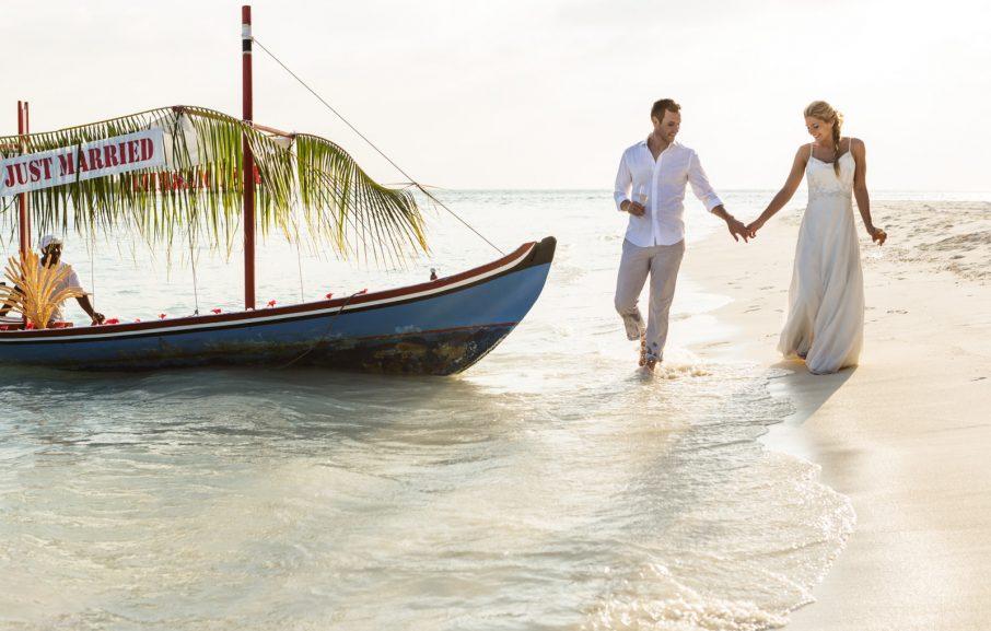 Voyage de noces - Hôtel Meeru Island Resort & Spa, Maldives