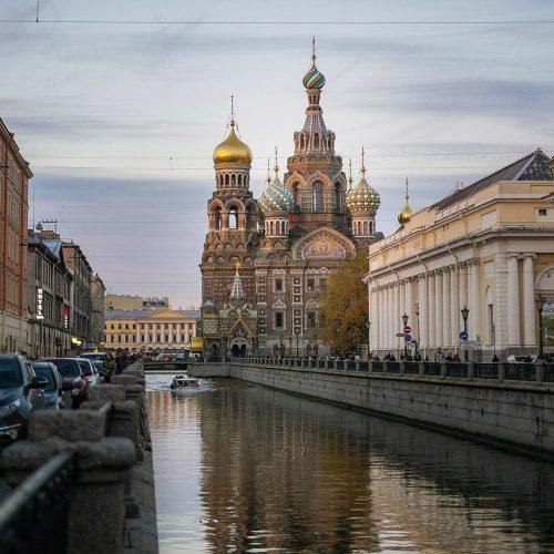 Croisiere Russie