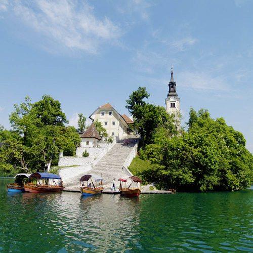 Croisiere Slovenie