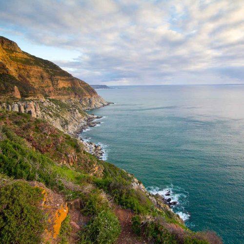 Chapman's Peak Drive, Péninsule du Cap de Bonne-Espérance, Cap-Occidental, Afrique du Sud