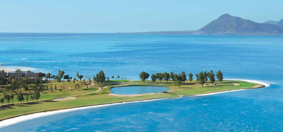 voyage golf ile maurice