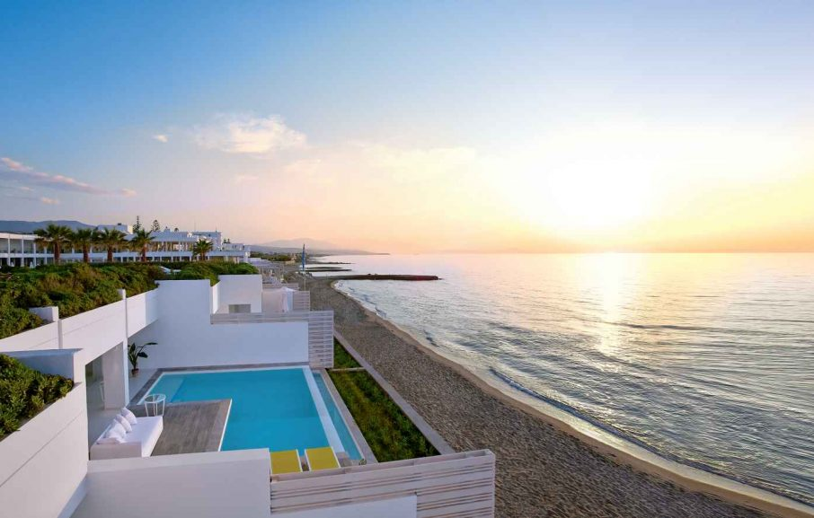 Villas Yali, White Palace Grecotel Luxury Resort, Réthymnon, Crète, Grèce