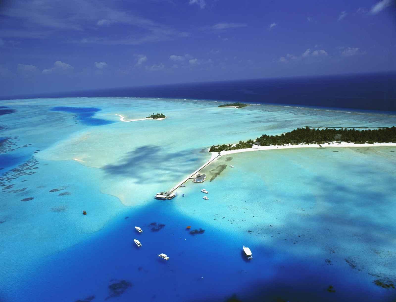 Maldives : Rihiveli The Dream