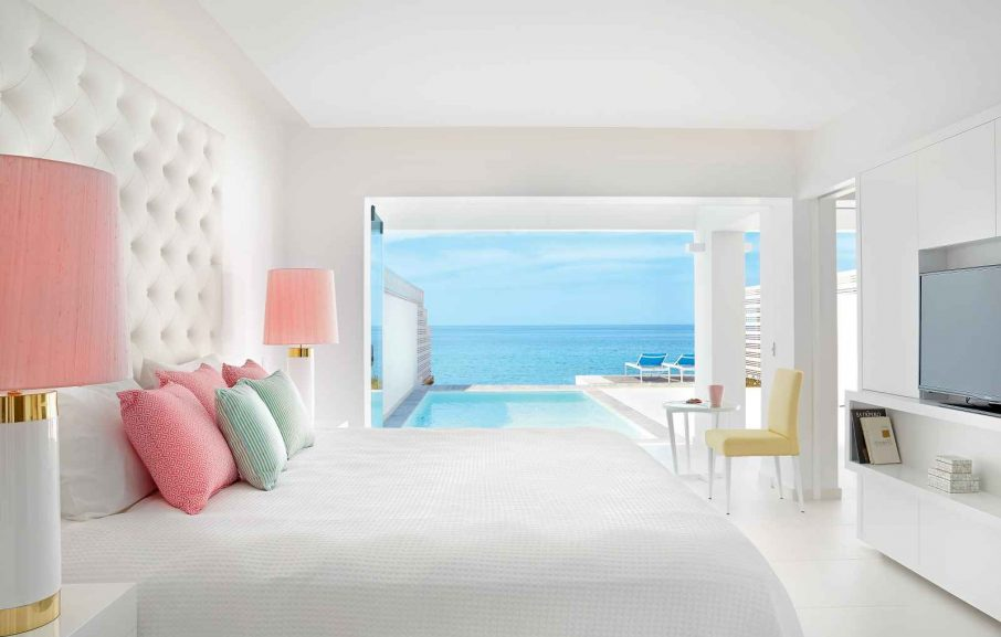 Suite luxe Yali, White Palace Grecotel Luxury Resort, Réthymnon, Crète, Grèce