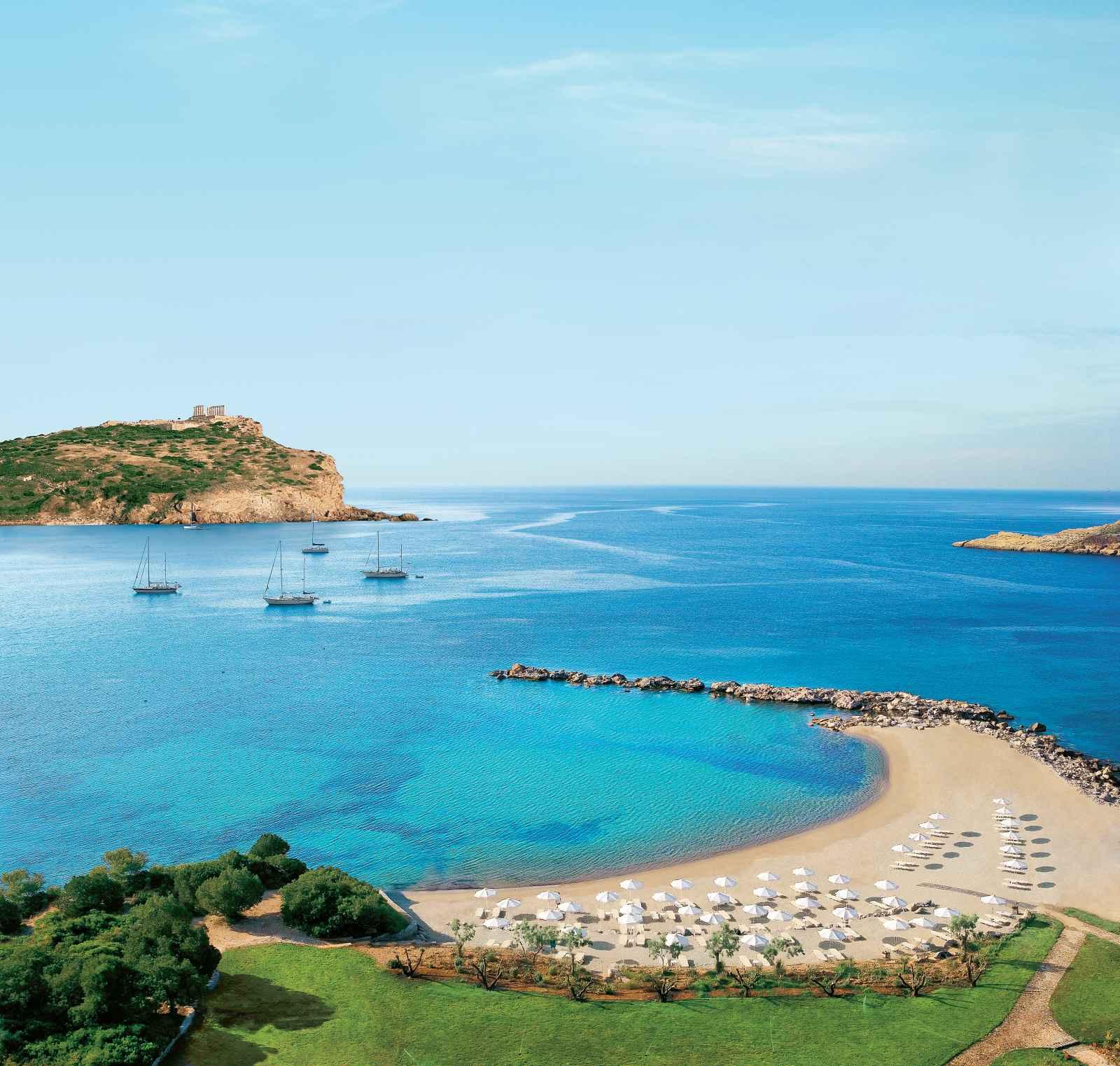 Grèce : Grecotel Cape Sounio