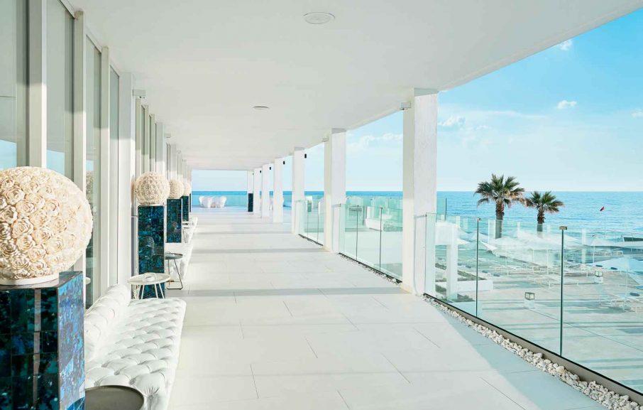 Sunet Lounge Bar, White Palace Grecotel Luxury Resort, Réthymnon, Crète, Grèce