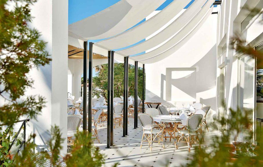Caramel The Restaurant, Caramel Grecotel Boutique Resort, Réthymnon, Crète, Grèce.