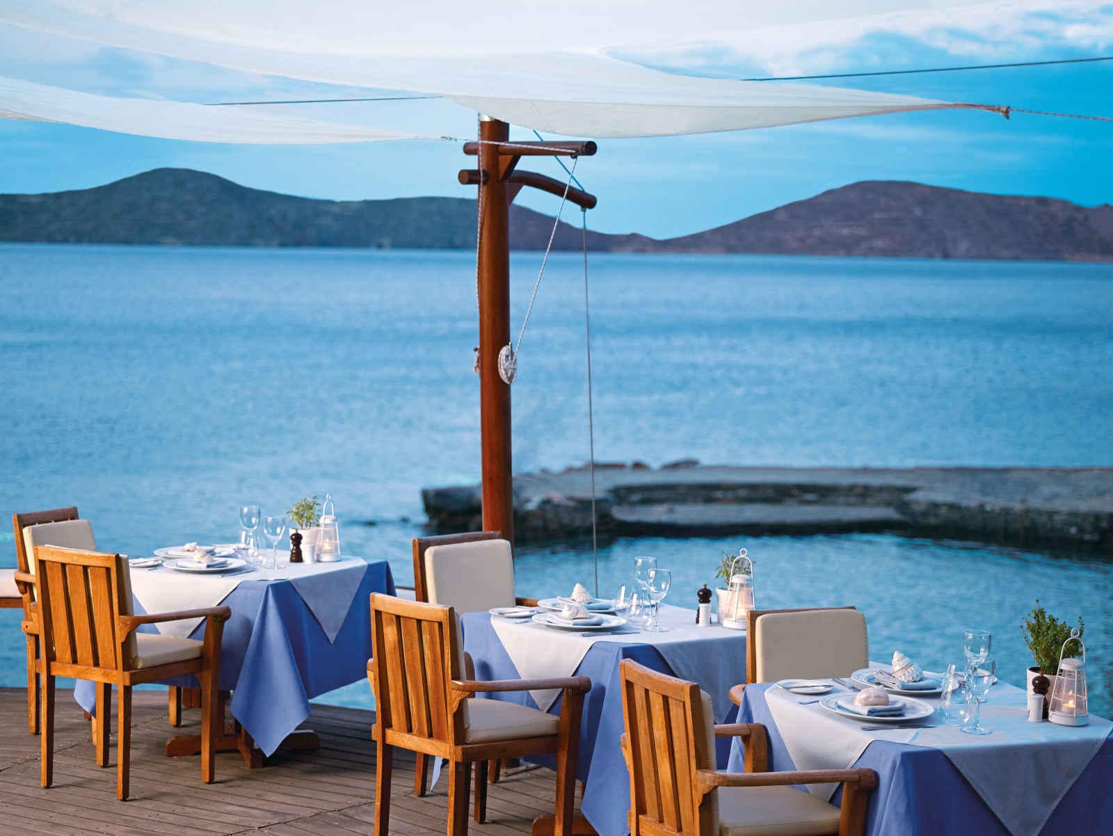 Crète : Elounda Mare Relais et Châteaux