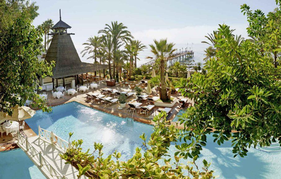 Piscine, Marbella Club Hotel Golf Resort & Spa, Marbella, Espagne