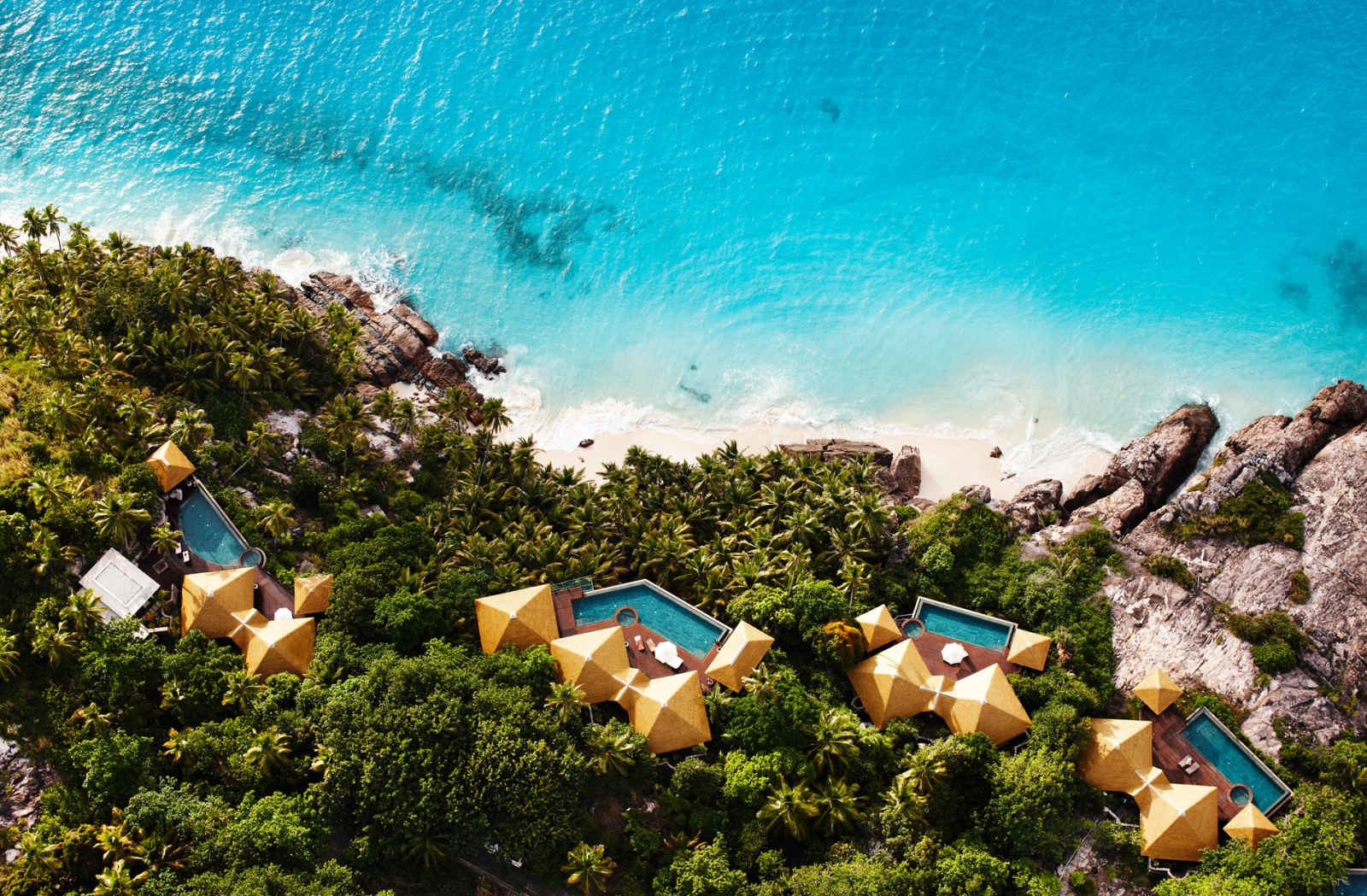 Seychelles : Fregate Island Private