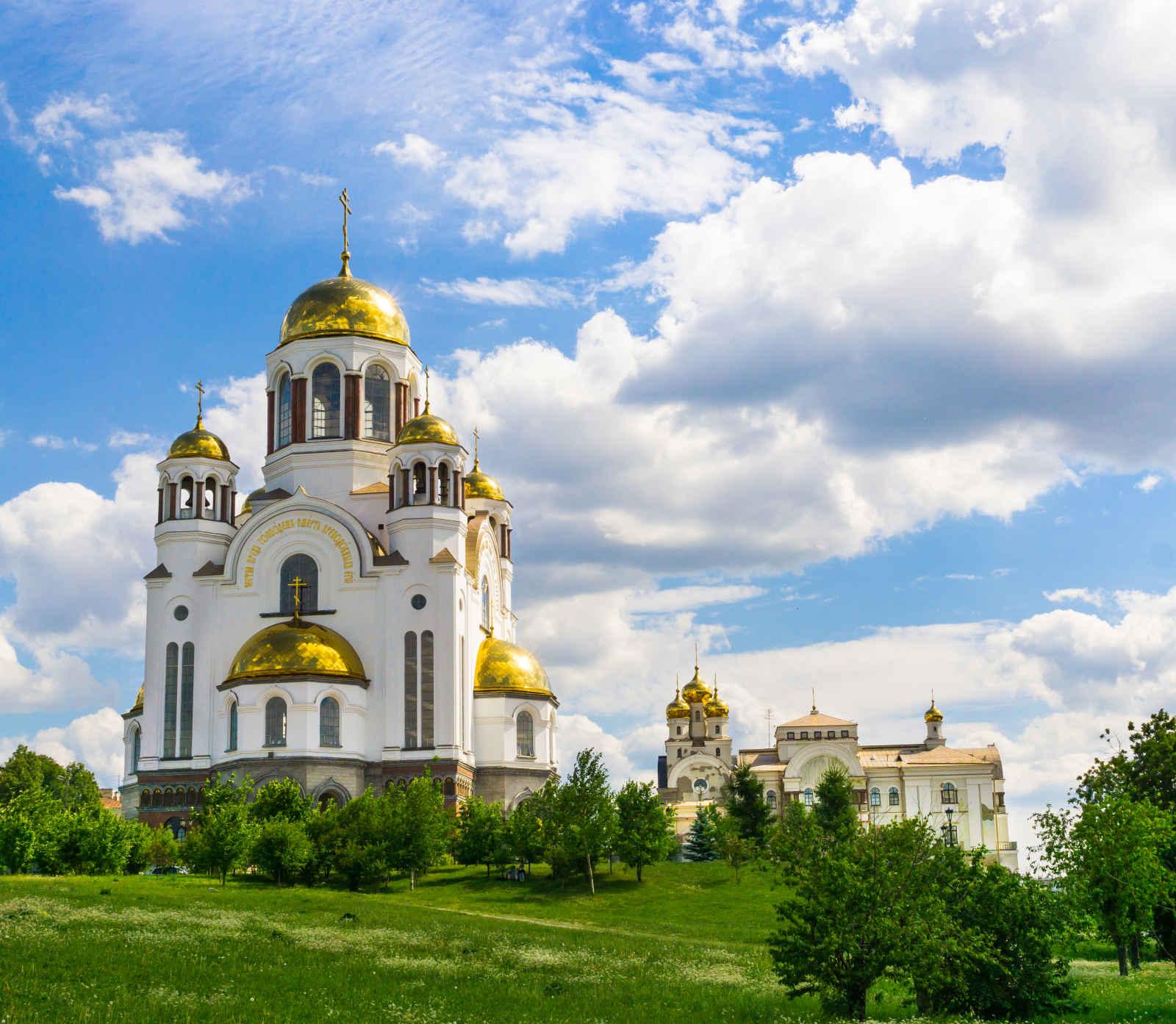 Russie : L'Or des tsars à bord du Transsibérien