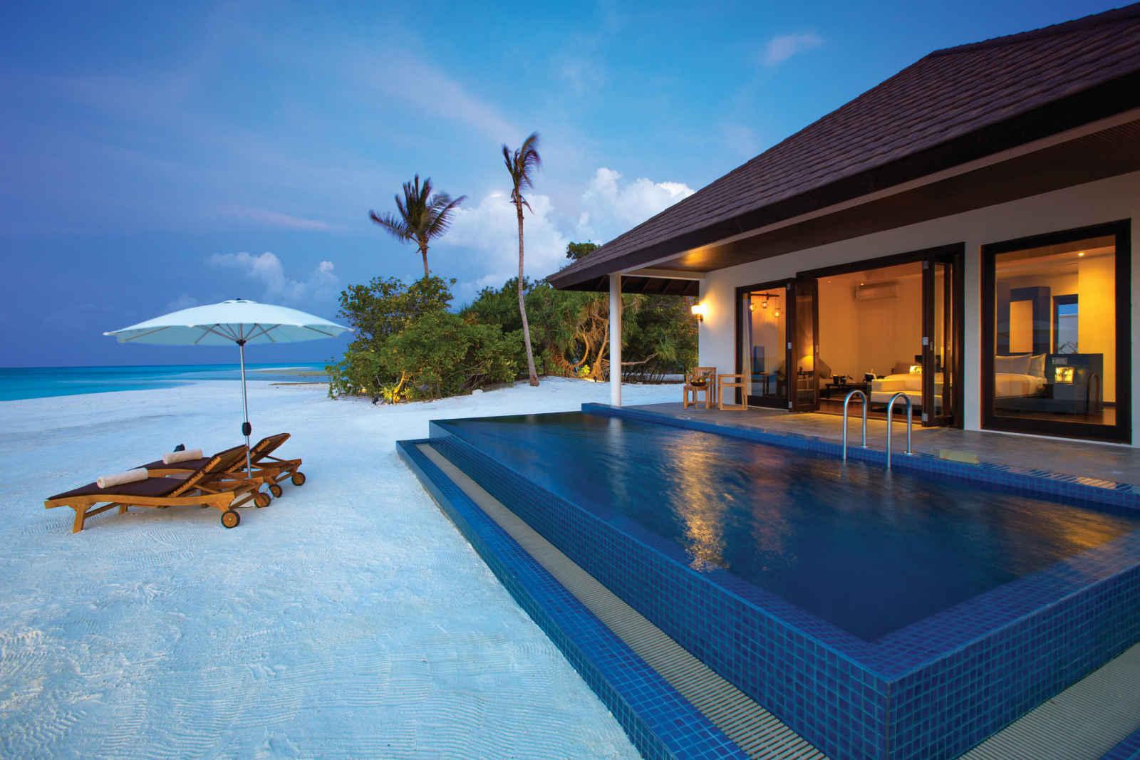 Maldives : Atmosphère Kanifushi