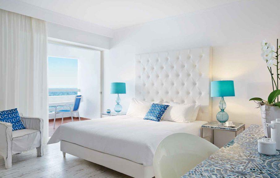 Chambre supérieure vue mer, White Palace Grecotel Luxury Resort, Réthymnon, Crète, Grèce