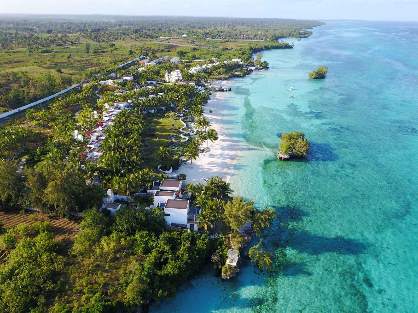Zanzibar : The Aiyana Pemba