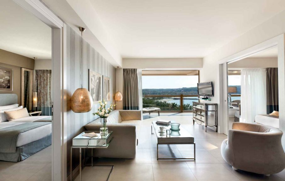 Chambre Famille 2 chambres, Sani Beach, Chalcidique, Grèce