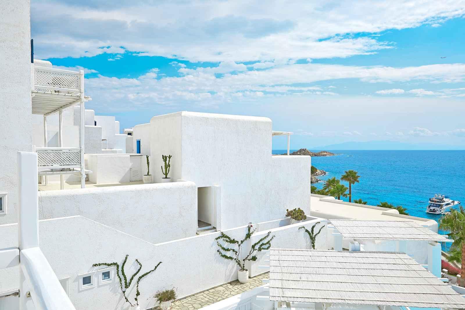 Grèce : Grecotel Mykonos Blu