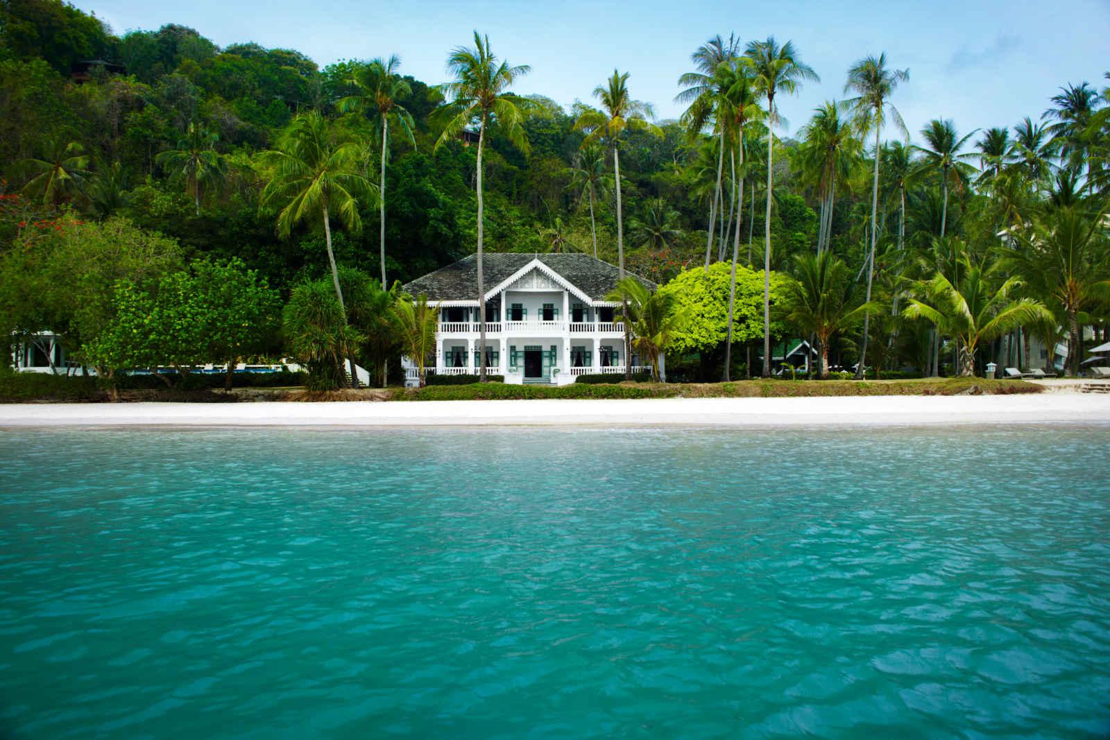 Thaïlande : Cape Panwa Hotel