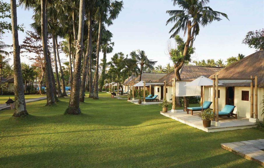 Jardins, Belmond Jimbaran Puri, Bali, Indonésie