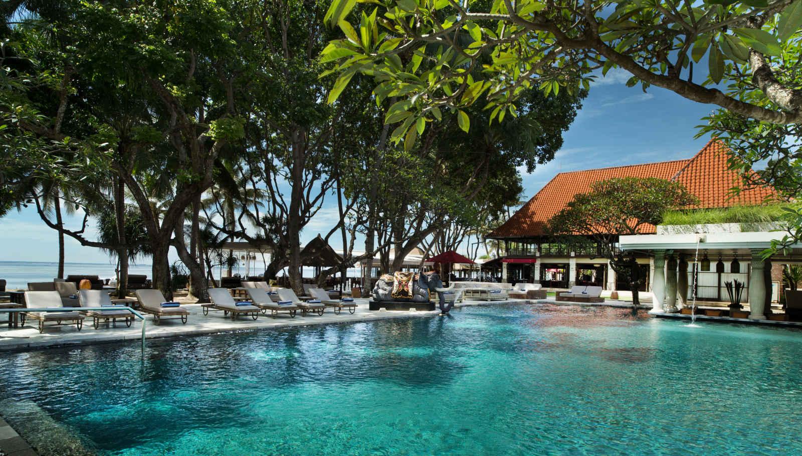 Bali : Puri Santrian