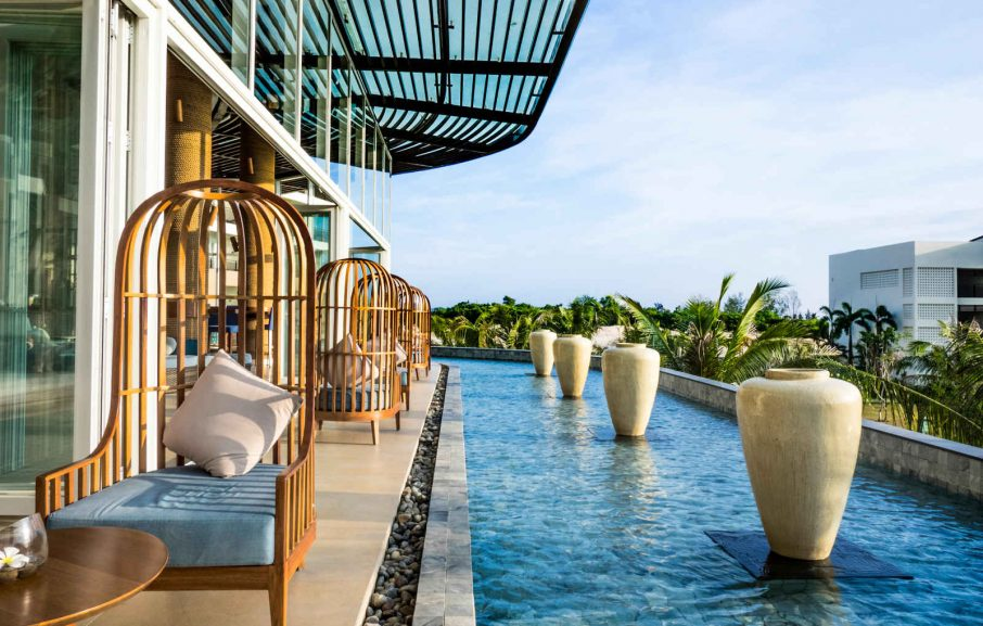 Lobby, Sol Beach House, Phu Quoc, Vietnam