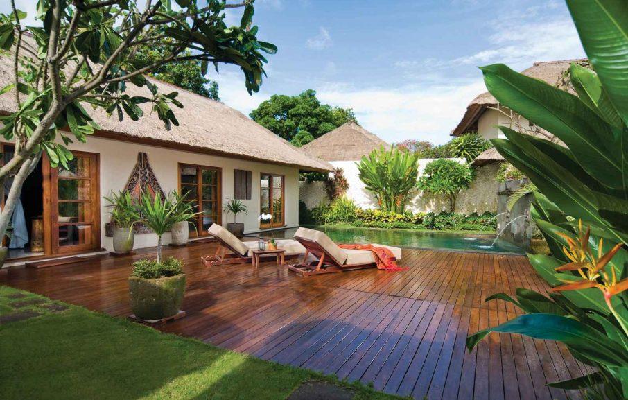 Villa, Belmond Jimbaran Puri, Bali, Indonésie