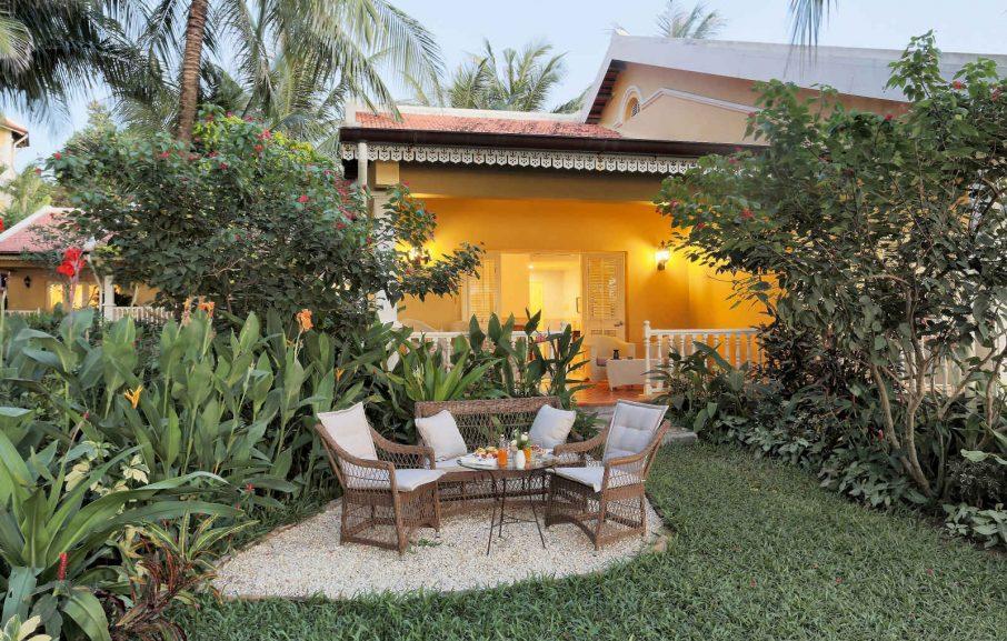 Terrasse, La Veranda Resort Phu Quoc, Vietnam