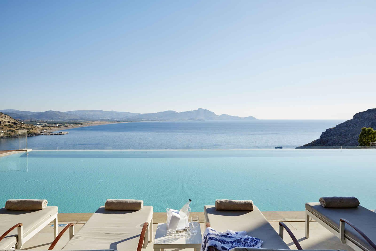 Grèce : Lindos Blu Luxury Hotel & Suites