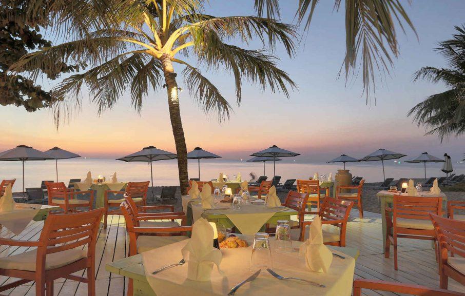 Restaurant, La Veranda Resort Phu Quoc, Vietnam