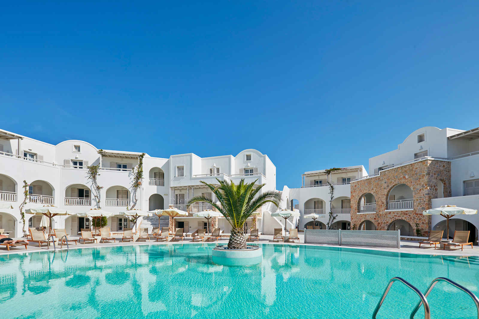 Grèce : Aegean Plaza Hotel