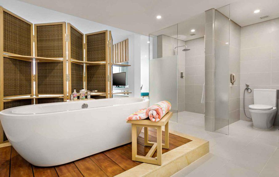 Salle de bain, Xtra Beach House, Sol Beach House, Phu Quoc, Vietnam