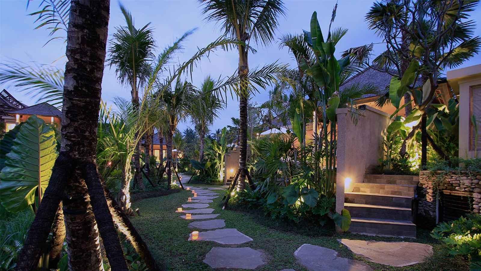 Indonésie : The Sankara Resort & Spa