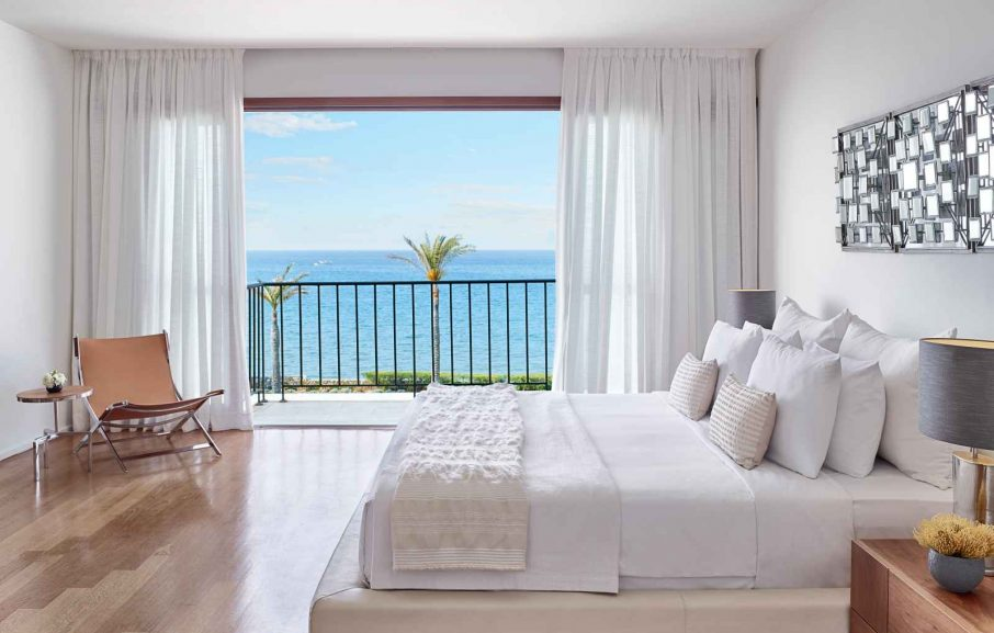 Villa Royale, Amirandes Grecotel, Crète, Grèce.