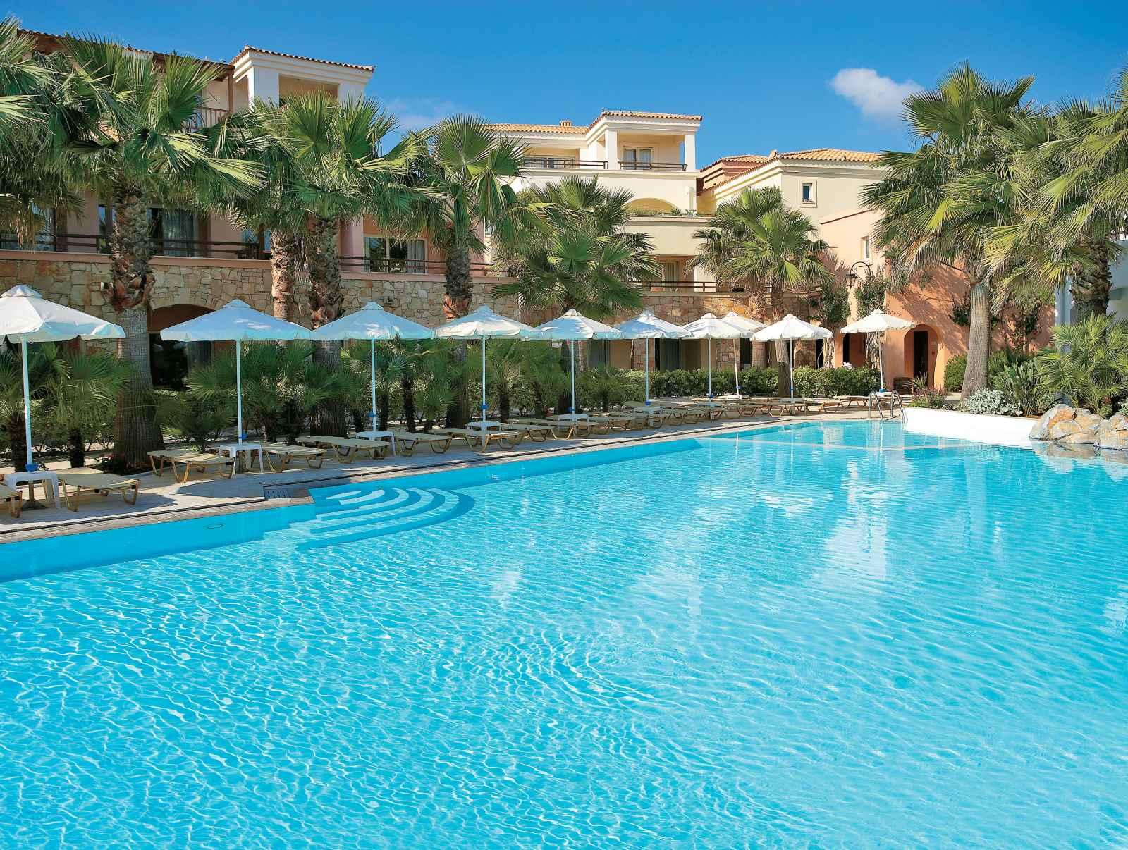 Crète : Grecotel Marine Palace Aquapark