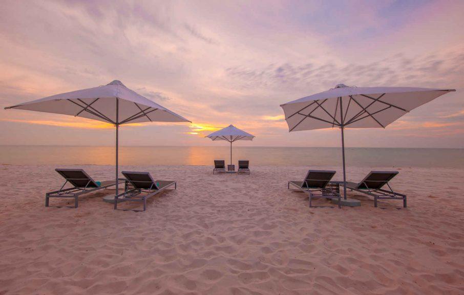 Plage, Sol Beach House, Phu Quoc, Vietnam