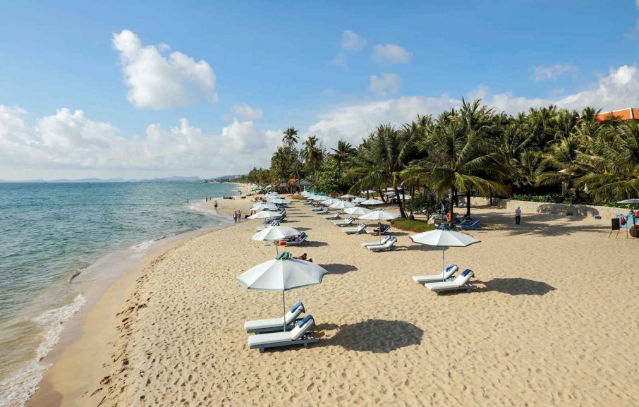 Plage, La Veranda Resort Phu Quoc, Vietnam