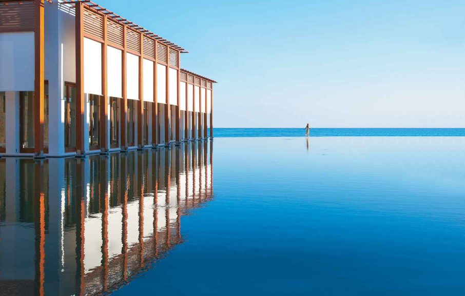Amirandes Grecotel Exclusive Resort, Crète, Grèce.