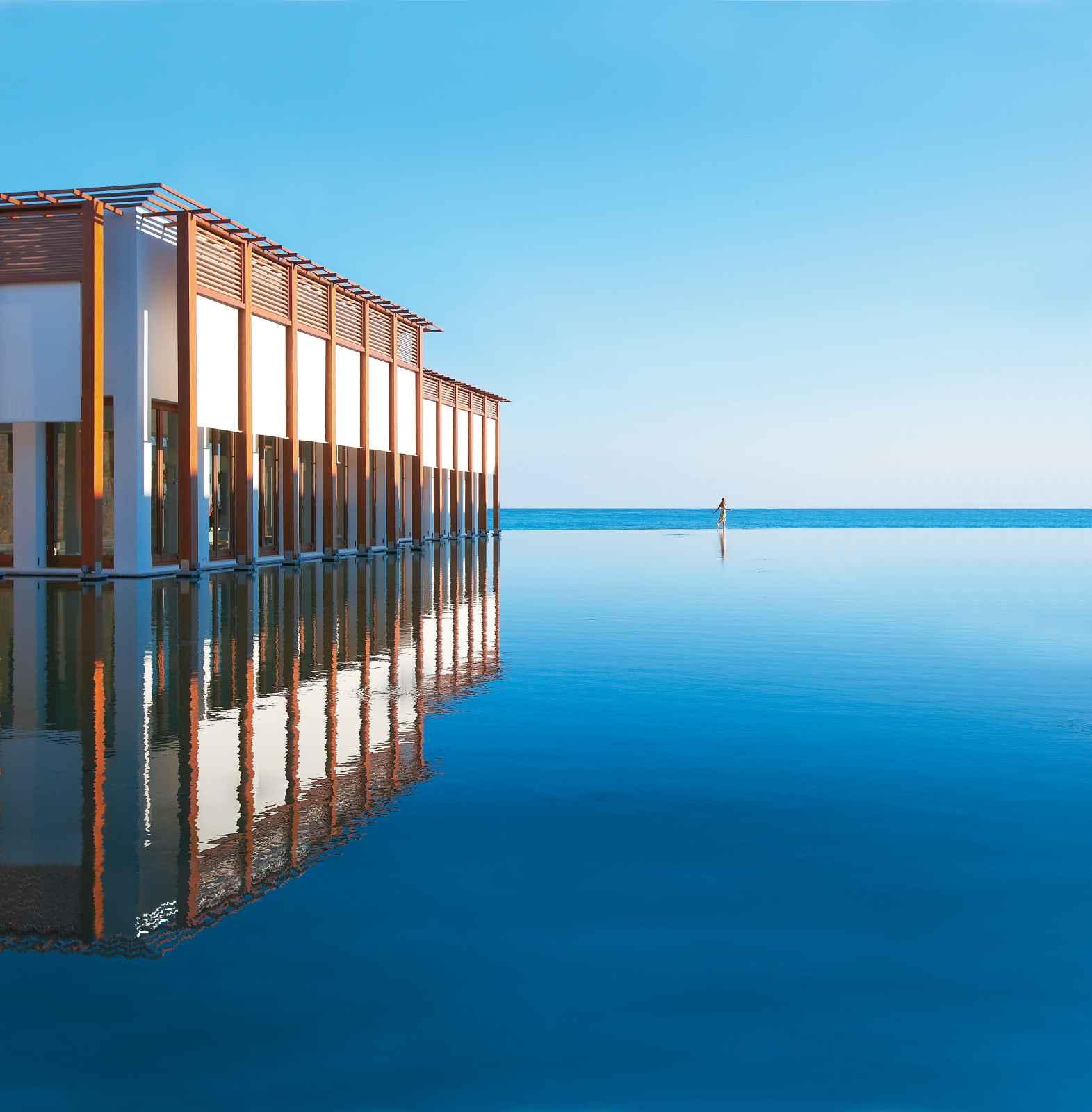 Crète : Amirandes Grecotel Exclusive Resort