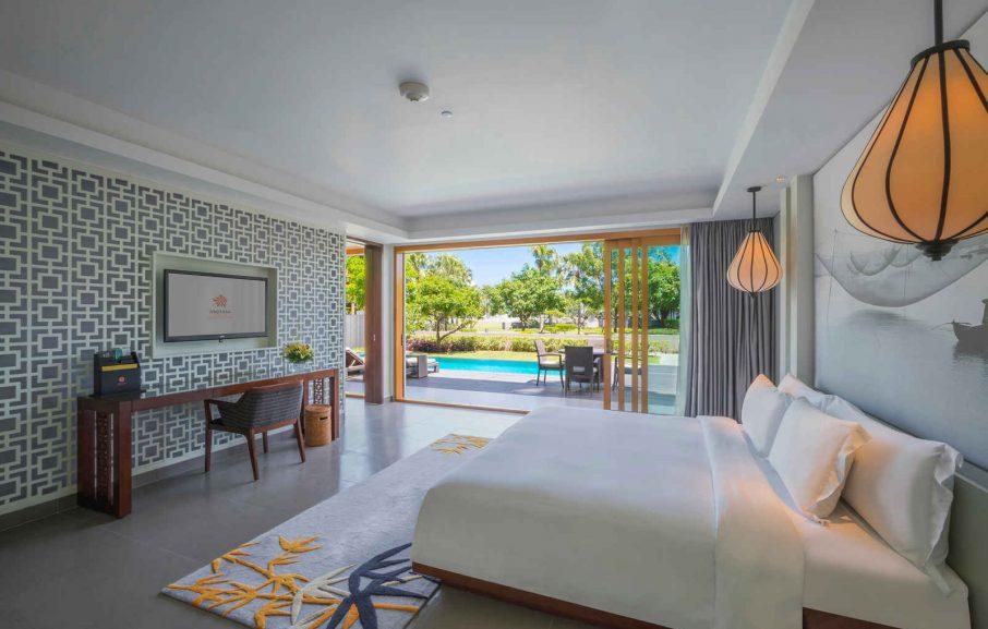 Suite 2 chambres avec piscine, Angsana Lang Co, Danang, Vietnam