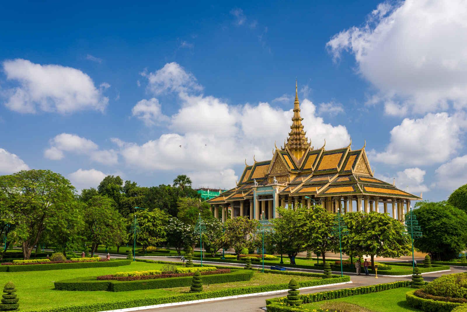 Cambodge : Sourires du Cambodge