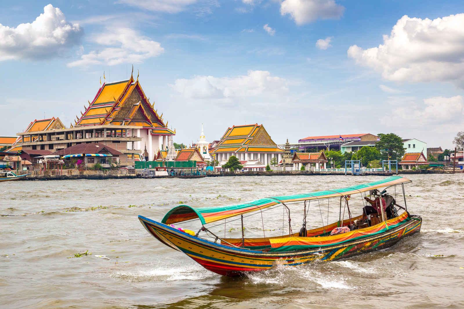 Thaïlande : Découverte du royaume de Siam
