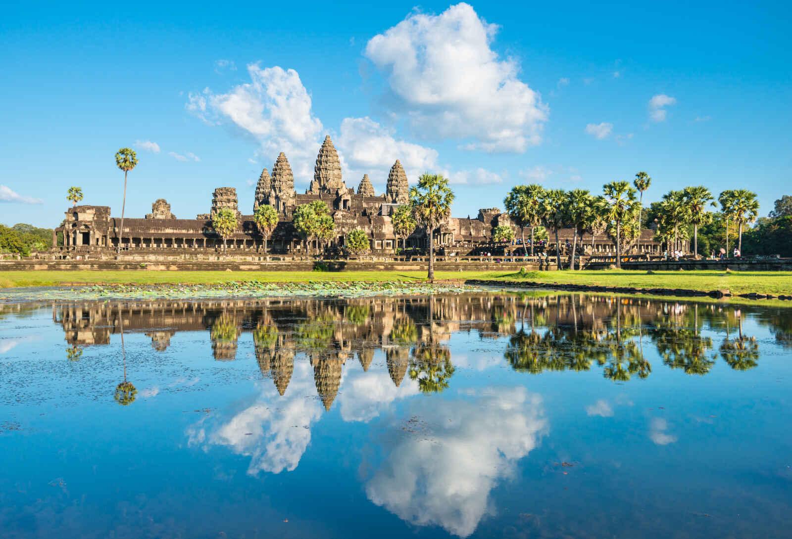 Cambodge : Au fil du Mékong