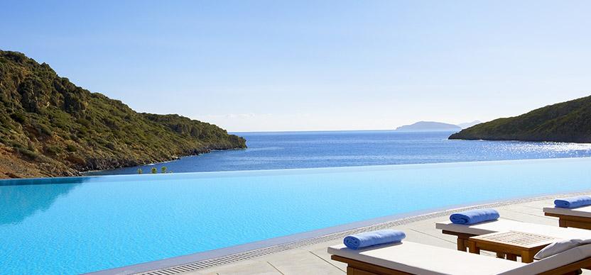 séjour luxe Crete
