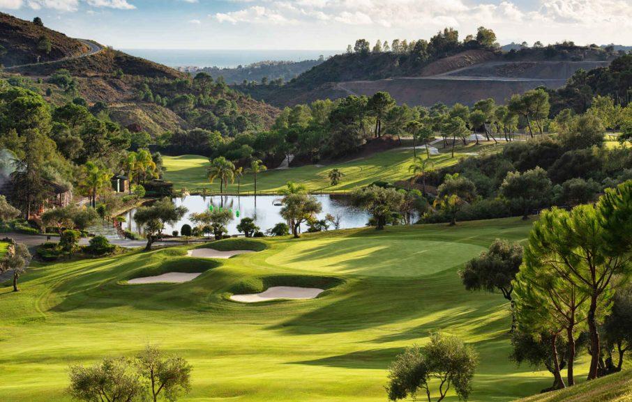Golf, Marbella Club Hotel Golf Resort & Spa, Marbella, Espagne