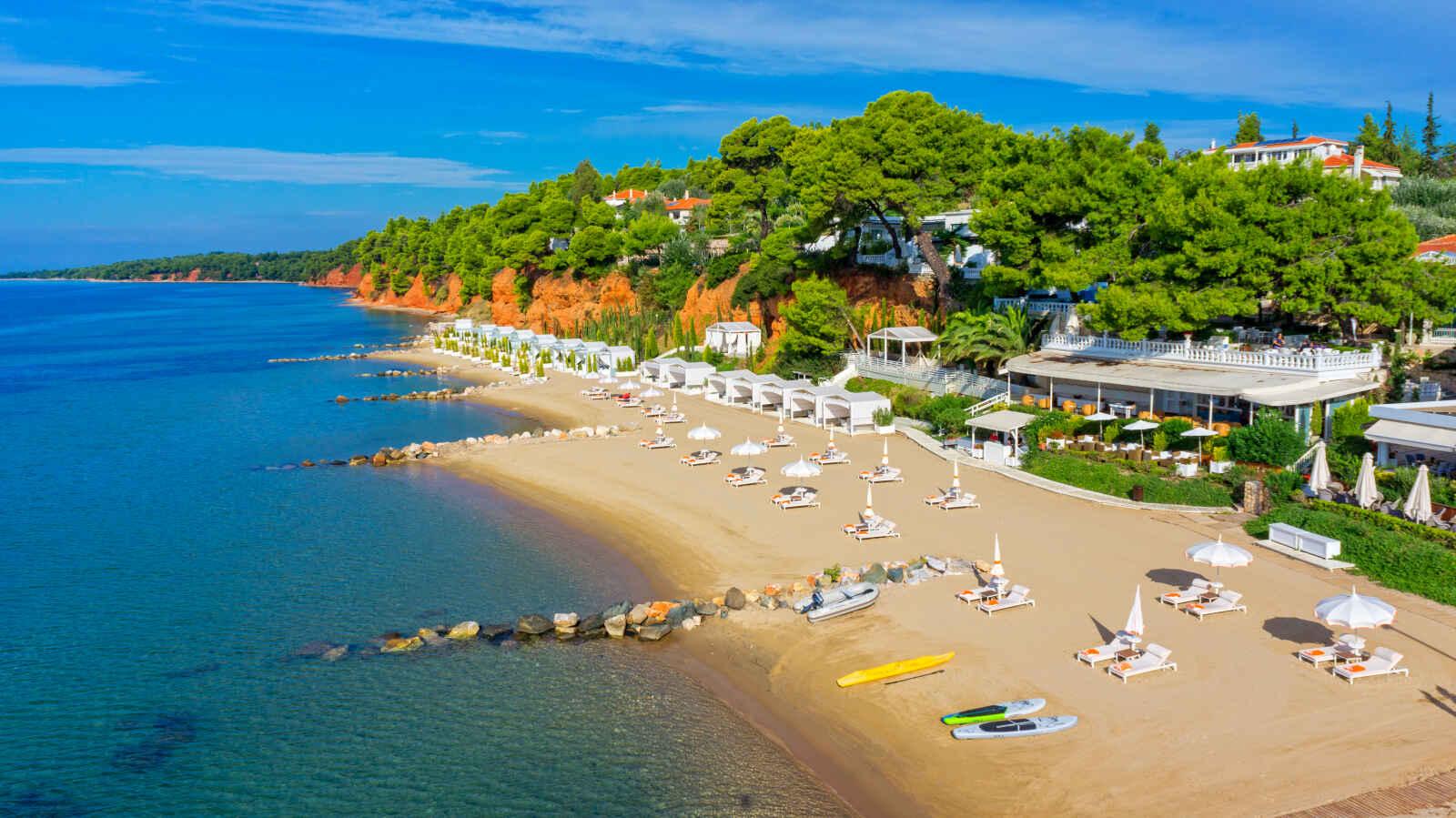 Grèce : Danaï Beach Resort & Villas