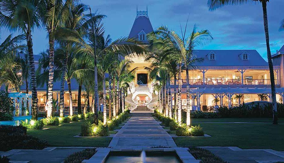Sun resorts, hôtels d'exception