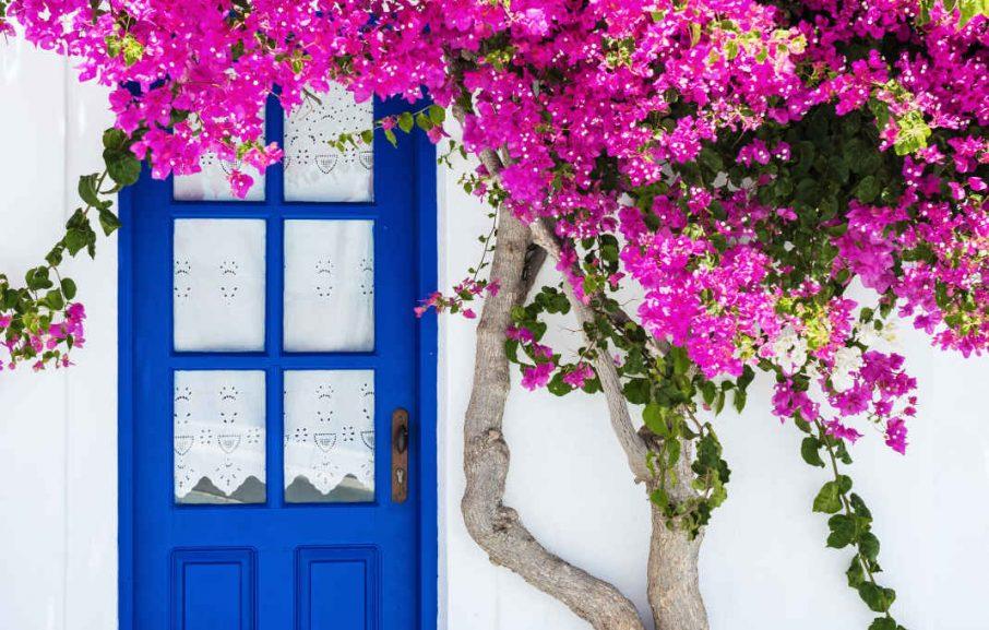 Destination Santorin