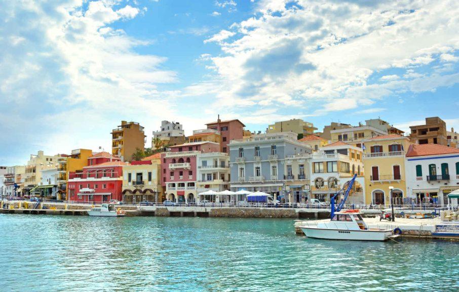 Agios Nikolaos, Crète, Grèce