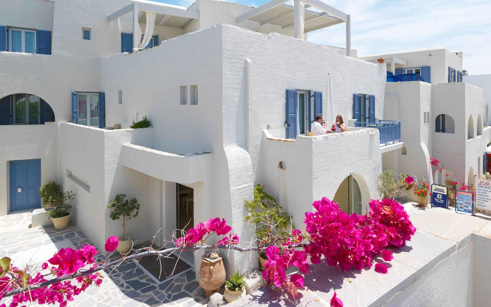 Grèce : Iria Beach Art Hotel