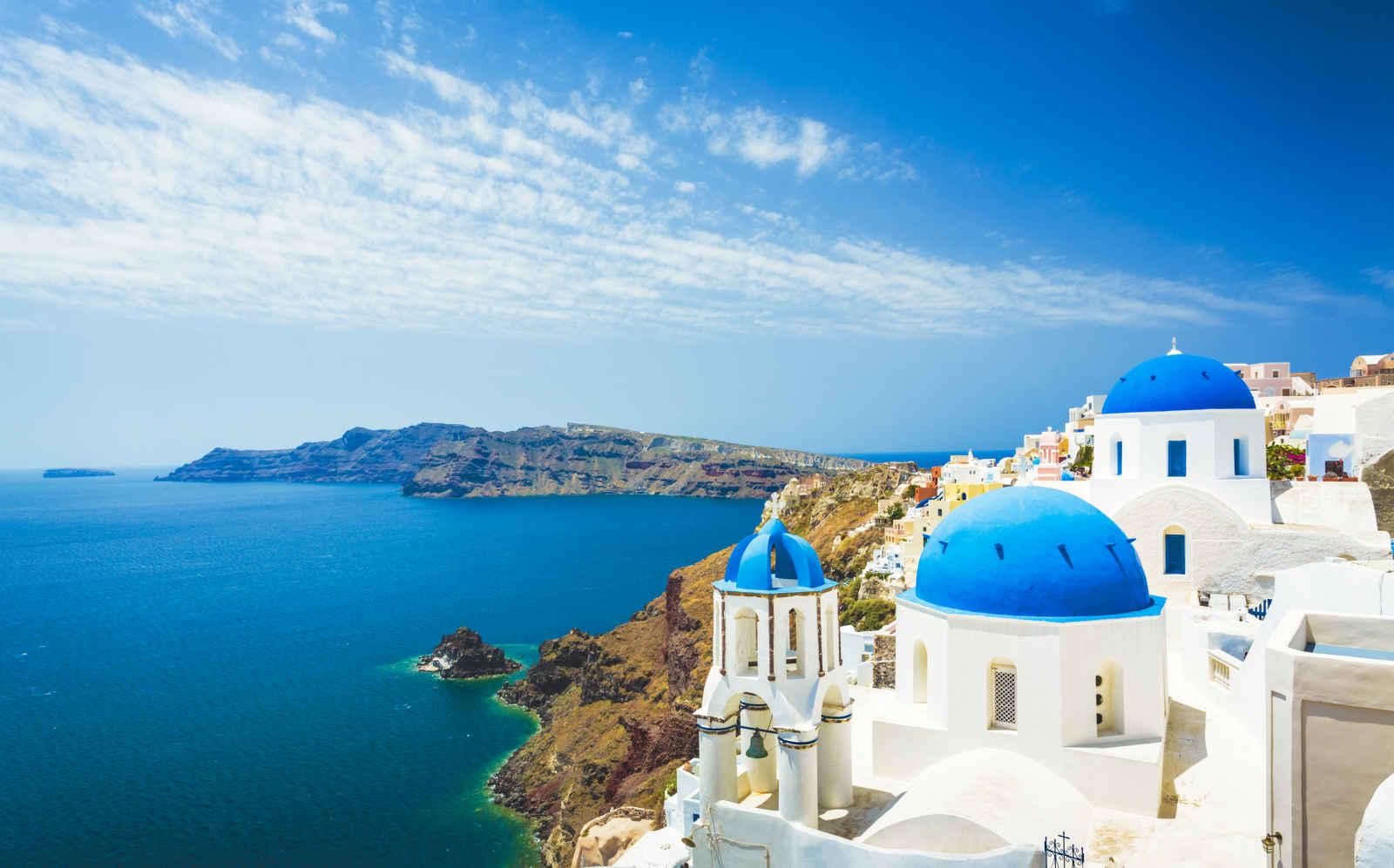 Grèce : Le meilleur de la Grèce et de la Turquie